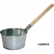 ДАП-1 Ковш 1,5 л оцинкованная сталь (Россия)