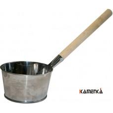 ДАП-2 Ковш 1,5 л нержавеющая сталь (Россия)
