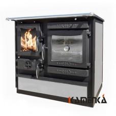 Отопительно варочная печь-плита Guca Guliver stone (правая)