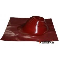 Проход кровельный Master Roof D200-300 угловой красный