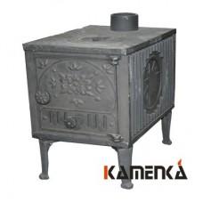 """ПЧ-2 Печь дачная чугунная """"БУРЖУЙКА"""""""