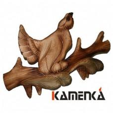 Вешалка Глухарь кавказская липа тонированная