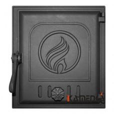 К412 Дверца топочная глухая 250х280мм