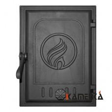 К413 Дверца топочная глухая 250х350мм