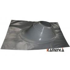 Проход кровельный Master Roof D200-300 угловой серый