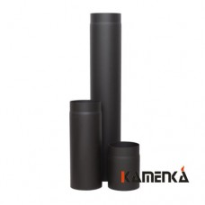 Труба КПД черная сталь 2мм, диаметр 120 D=250мм