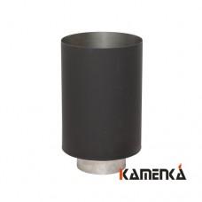 Стакан декоративный КПД 0,7мм+нерж 1мм диаметр 120/200