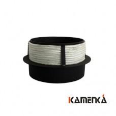 Переход с КПД черная сталь 2мм на керам дымоход, диаметр 120/140мм