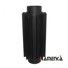 Радиатор КПД черная сталь 2мм, диаметр 120, D=500мм