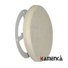 Клапан тарельчатый D=100мм Абаш (основание металл)